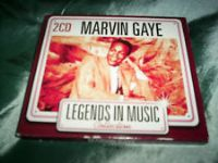Marvin Gaye - Legends In Music Collection - NEW CD